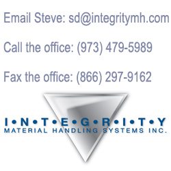 Integrity Material Handling buys used equipment
